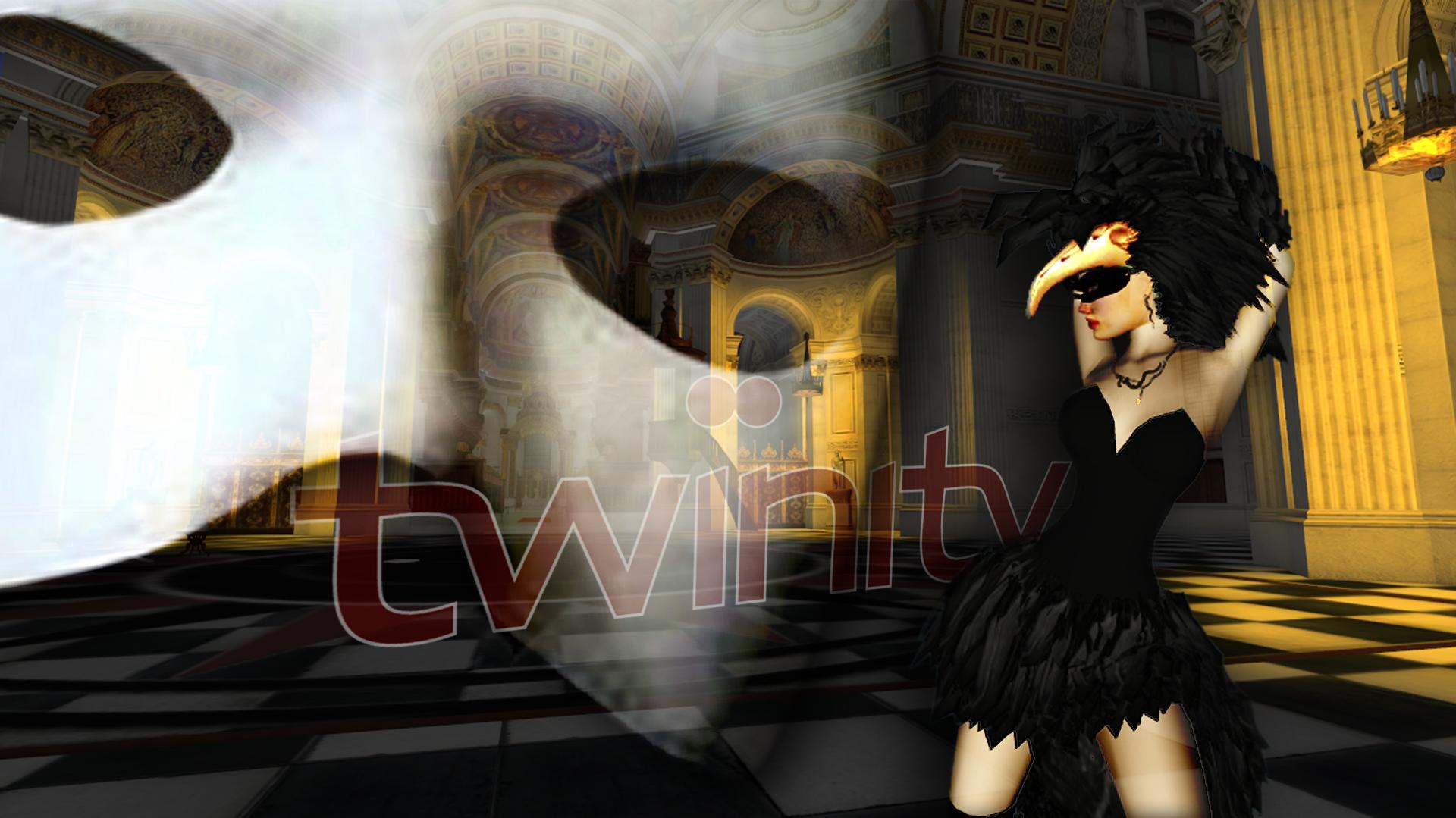 Twinity Feathers- splashscreen