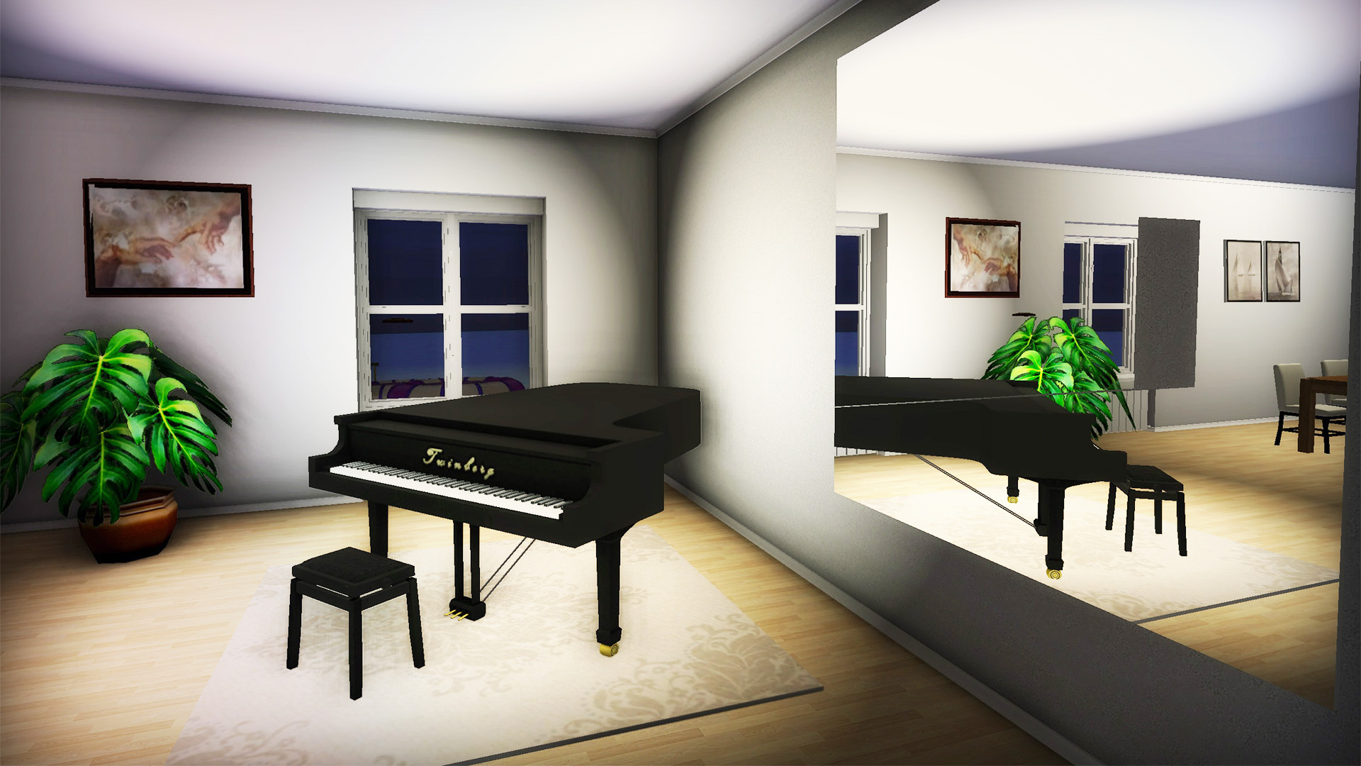 piano-living-area